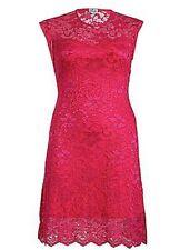 Lace Plus Size Floral Stretch, Bodycon Dresses for Women