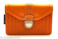 MIMCO GUERNICA LEATHER CLUTCH WALLET IN SPICE BNWT RRP$279