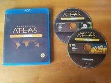 Discovery Atlas: Complete Collection (Blu-Ray) 2-Disc Set Channel travel culture