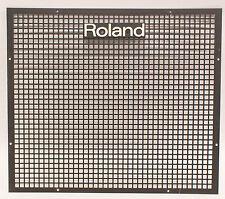 "Original Roland KC 500 Keyboard Amplifier Speaker Grill Cover - 18-5/8"" x 21-1/4"