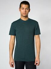 American Apparel Poly-Cotton T-Shirt BB 401 ★ NEW ★ Sweatshop Free ★ made in USA