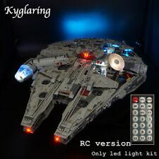 Kyglaring LED Light for LEGO 75192 Star War Millennium Falcon Advanced Version