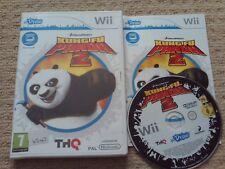 U Draw Kung Fu Panda 2 - Raro Nintendo Wii Gioco