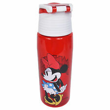 Disney Minnie Mouse Red Flip Top Water Bottle BPA-FREE 25oz