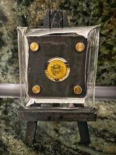 Goldbarren - Reines 999er Feingold - 30 Jahre Mauerfall - Goldmünze - Zertifikat