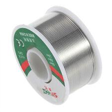 Specialty 63 37 Tin Lead 0.8mm Rosin Core Flux Solder Wire Reel DIY Grey GA
