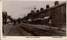 Swindon. Gorse Hill # 50669 by Valentine's. Tram.