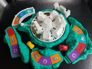 Disney Pixar Monsters Inc. The Game Of Life In Monstropolis Game Pieces