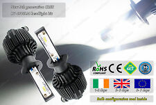 H1 433 Cree LED Xenon White Headlights Conversion Kit Bulbs Lights Lamps 12v 24v