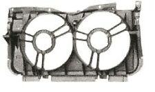 Supporto convogliatore radiatore acqua PEUGEOT 205 83-96 mod2 ventole Gti diesel