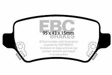 DP1447 EBC Ultimax REAR Brake Pads fit HOLDEN Astra