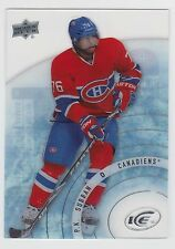 P.K. SUBBAN 2014-15 Upper Deck Ice Hockey #22 Canadiens