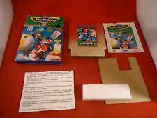 Micro Machines (Nintendo Entertainment System, 1991) NES COMPLETE w/ Box manual