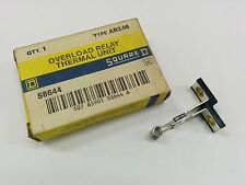 SQUARE D AR3.98 OVERLOAD RELAY THERMAL UNIT AR 3.98 NIB