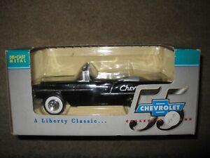 Spec Cast Liberty Classics 1955 Chevrolet Bank  - New In Box