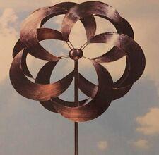 Large Kinetic Wind Sculpture Modern Art DualWind Spinner-Garden Wind Spinner