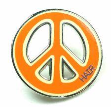 HAIR BROADWAY SOUVENIR LAPEL PIN - ALLISON CASE - NEW PIN