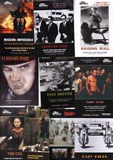 SET OF 10 POSTCARDS  ADVERTS -FILM REVIEW POSTERS FOR MANY FILMS