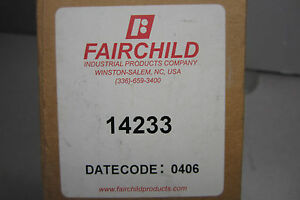 Nuevo FAIRCHILD 14233 Regulador