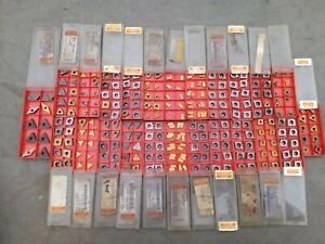 270 Sandvik Coromant Carbide Tips Engineering Tools Job Lot Lathe Tools