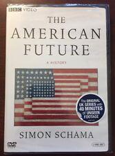 Simon Schamas The American Future - A History (DVD, 2009, 2-Disc Set)