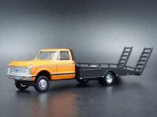 Camion di modellismo statico arancione per Chevrolet