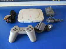 Original Sony Playstation 1 PS1 slim console complete works fine PAL AUS