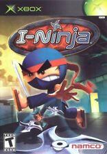 I-Ninja - Microsoft Xbox Game