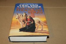 THE VEIL OF A THOUSAND TEARS ERIC VAN LUSTBADER HARDCOVER BOOK LIKE NEW