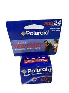 Polaroid High Definition plus film 200 -24 EXP. Expired 12/2006 Unopened