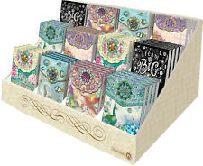 Punch Studio E8 Everyday Collection Brooch Mini Note Pads - Choose Design