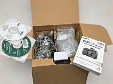 Cámara SLR Canon EOS 5d Mark IV 30.4mp 4K D MK 4-Solo Cuerpo