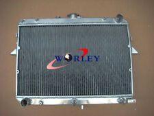 For Ford Econovan / Mazda E2000 Automatic 1984-1997 85 86 87 Aluminum Radiator