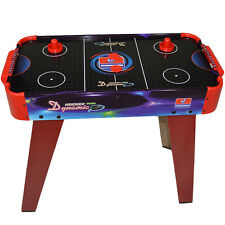 Indoor Air Hockey Table Kids Indoor Gaming Games Arcade Activity Sports Fun Play