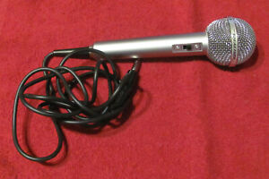 Realistic Highball-2 dynamic microphone, boxed