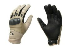 0akley Fact0ry Pil0t Gloves With Leather Palm Sand XL