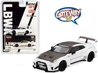 1/64 TSM MINI GT LB-Silhouette WORKS GT Nissan 35GT-RR Ver. 1 White MGT00168
