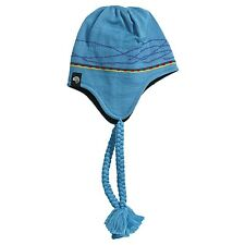 Mountain Hardwear Peruvian Style Braided Tassels Lunetta Dome Wool Hat - NEW!