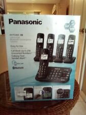 Panasonic 5 Pack Phone Set KX-TG465