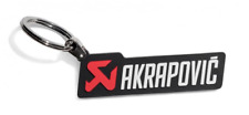 AKRAPOVIC Portachiavi orizzontalmente LOGO 70x20 mm KTM lc4 SXC EXC SX