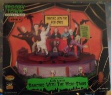 Lemax Spooky Town Dancing with the Mon-Stars Lighted Animated #94957 See Video