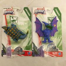 Playskool Heroes Jurassic World Pterodactyl & Ankylosaurus Dinosaurs Nib