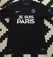 Maillot Collector Psg Marquinhos Player Version Worn