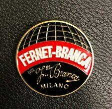 Fernet Branca 2018 Challenge Coin + DISPLAY CASE