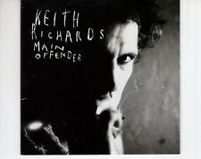 CD  KEITH RICHARDSmain offenderAUSTRIA 1992 VG++ (A4323)