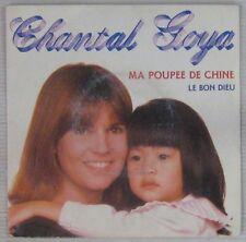 Chantal Goya 45 Tours  Ma poupée de Chine 1987