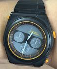 1986 Seiko Chronograph Original Giugiaro Design 7A28-7A00