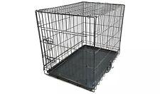 King Pets Single Door Pet Cage - Medium