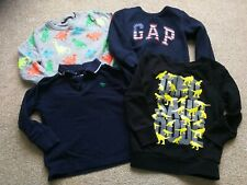 Boys Bundle Of Jumpers Age 2-3