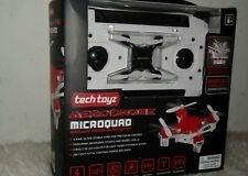 New sealed ! Tech Toyz AeroDrone Micro quad Wireless Indoor Quadcopter black